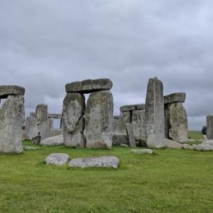 """""""イギリス・フラワーエッセンスの旅~⑥謎のストーンヘンジはパワフルでした~"""""""