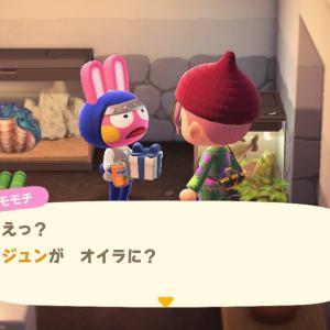 【あつ森】モモチのスゴ技?!