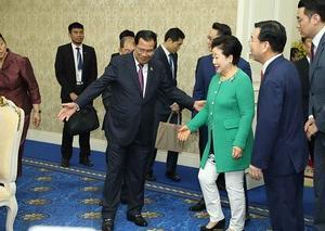 ワールドリーダーがカンボジアで開催されるアジア太平洋サミット2019に出席