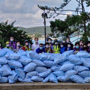 【韓国ニュース検索】世界平和女性連合、台風災害復旧ボランティア
