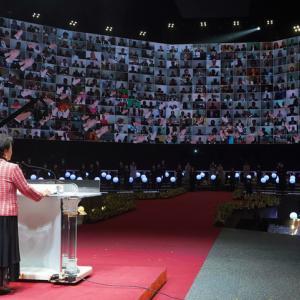 【韓国ニュース検索】文鮮明総裁・韓鶴子総裁聖誕と基元節8周年記念