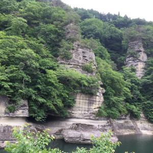 会津 大内宿 東山温泉