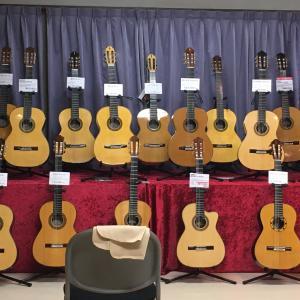 クラシックギターフェスタに行きました