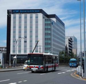 羽田イノベーションシティの最寄り駅 新しくなった京急&東京モノレール天空橋駅です!!