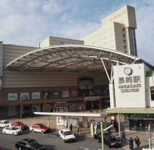 長崎駅から長崎空港までのリレー号 県営バス 長崎空港リムジンバス&長崎バス エアポートライナーだよぉ!!
