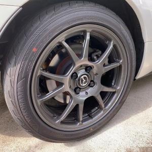 TWSホイールとタイヤの性能