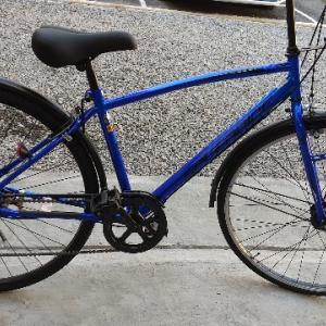 これで最後かと思いながらの自転車購入。