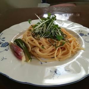 プチおひとり様生活のお昼ご飯
