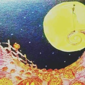 新月の願い事