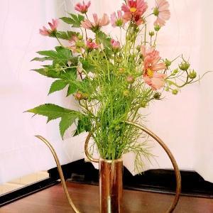 季節のお花と美容院