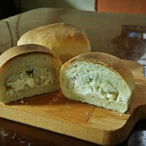 パン作りとヨガ