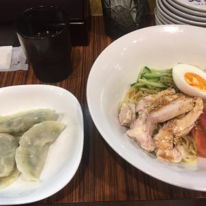 保土ケ谷の爽爽さんで冷やし中華食べました
