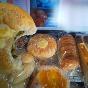 今日の朝ラン☆俺のパン祭りと今月のまとめ