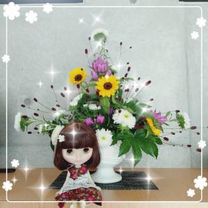 ヨシエさん通信(2019年9月のお花)