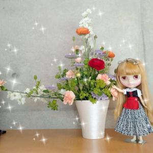 ヨシエさん通信(2020年3月のお花)