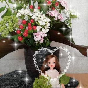 ヨシエさん通信(5月のお花)