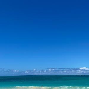 美しすぎるワイマナロビーチ♡ハプニングも
