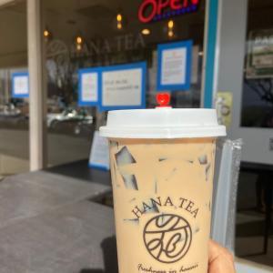 Hana tea ♡ タピオカミルクティーの人気ショップ