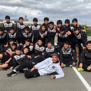2018高円宮杯U15サッカー選手権関西大会