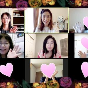 世界中からのご参加♡ブログ美人塾5期初日開催レポ