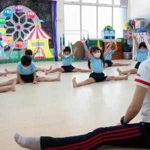 コロナ禍の体操 : 体操の専門講師