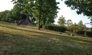 8月10日 庄堺公園外スラ