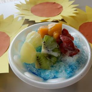 ラピスデイ かき氷