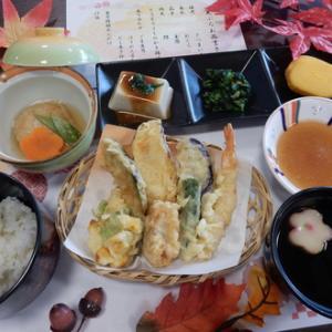 ラピスデイ 天ぷらお食事会