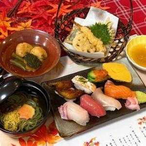 夢の杜 握り寿司食事会