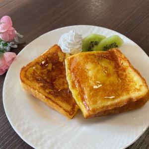ラピスデイ フレンチトースト調理実習