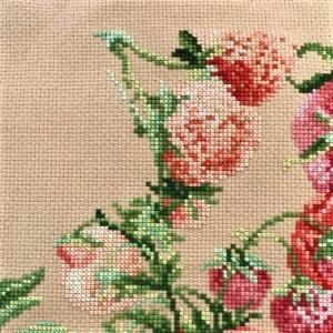 Strawberry Fields Pillow 19