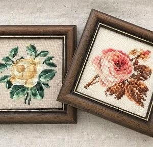 ペルミンのバラとラナーテのバラは、いかがでしょうか。