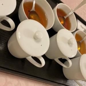 久しぶりの紅茶レッスン
