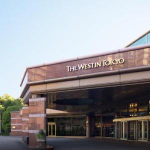 ウェスティンホテルで久しぶりのランチブッフェ