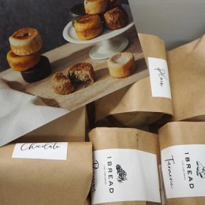 ♪日本初の低糖質アーモンドパン 1BREAD