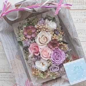 お届けしたお花です…♡