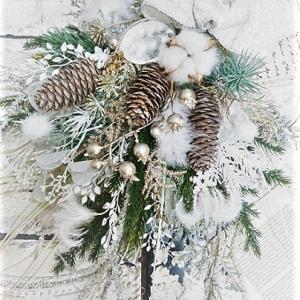 Rumi's Styleの華やかなクリスマススワッグなど…☆