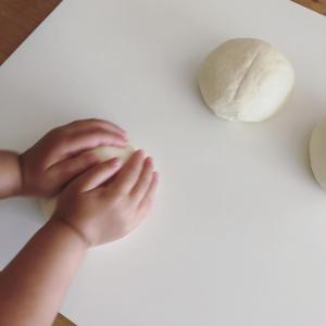 手作りピザ♡