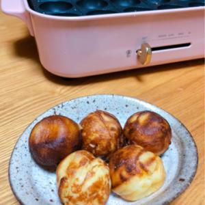 手作りプチドーナツ♡