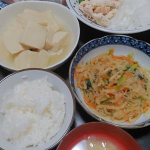みんな大好き高野豆腐!