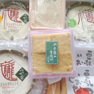ふうせつ花さんのお豆腐