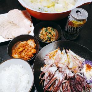 連日納豆とサラダチキン