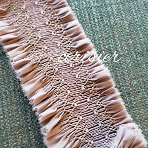 モーブピンクの帯、アメリカのお土産