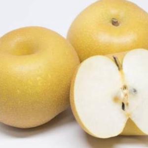 最近 梨を食べると。。。