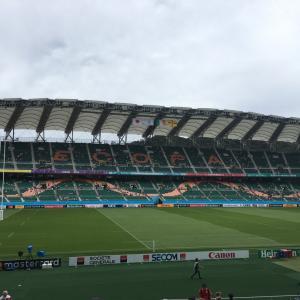 日本VSアイルランドに感動!@エコパスタジアム