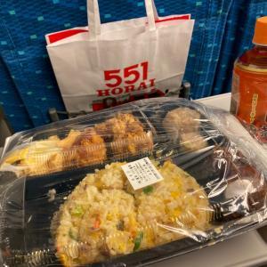 京都 帰りの新幹線での大食い!