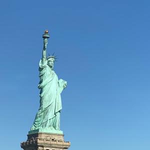 ニューヨーク 自由の女神に行った感想