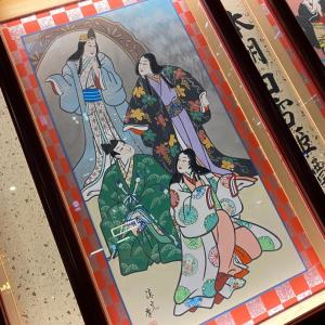 歌舞伎座で歌舞伎鑑賞