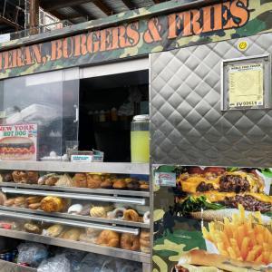 ニューヨークで一番美味しい知られてないハンバーガー屋