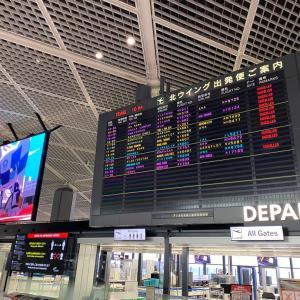 現在の成田空港の様子